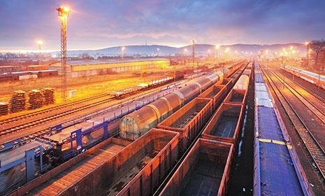 SWARS Rail Shippers