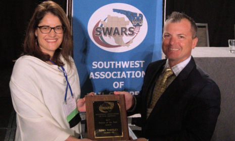 Lory Whitley SWARS POY 2017