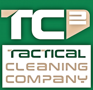 Tactical Cleaning website Logo 2018