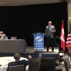Kevin Shuba, Omnitrax CEO, and Jeff Van Schaick, G&WRR AVP, address the state of the short-line industry.