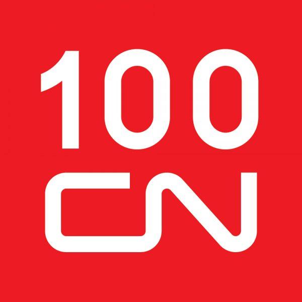 CN 100 Logo 2020