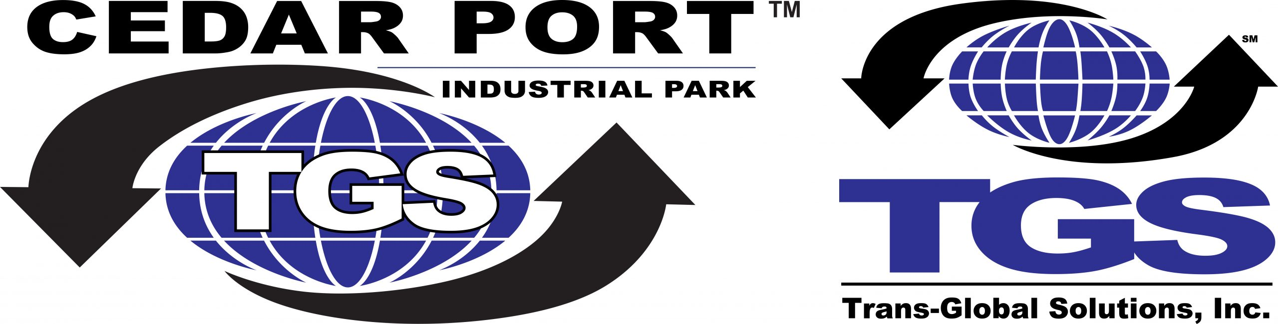 TGS  Cedar Port Logo Color AI