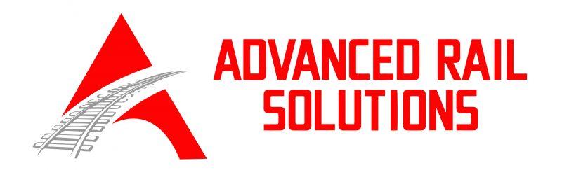 Advanced Rail Solutions Logo Wide Format 2020