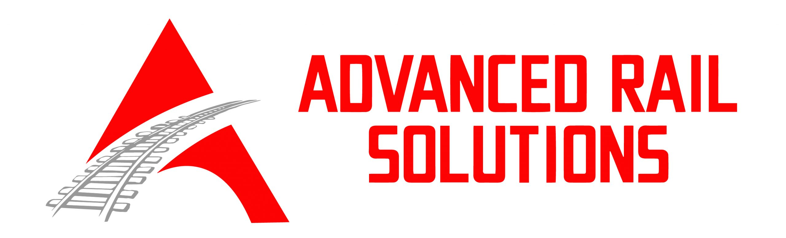 Advanced Rail Solutions Logo Wide Format 2020