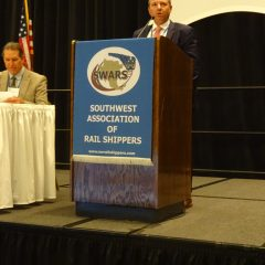 SWARS Vice President Ray Hufnagel presents the SWARS Mission Statement and Anti-Trust Briefing.