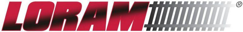 Loram logo 2005 2020 Cropped