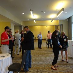 1st Time Attendees meet SWARS Board Members at the 1st Time Attendees Reception